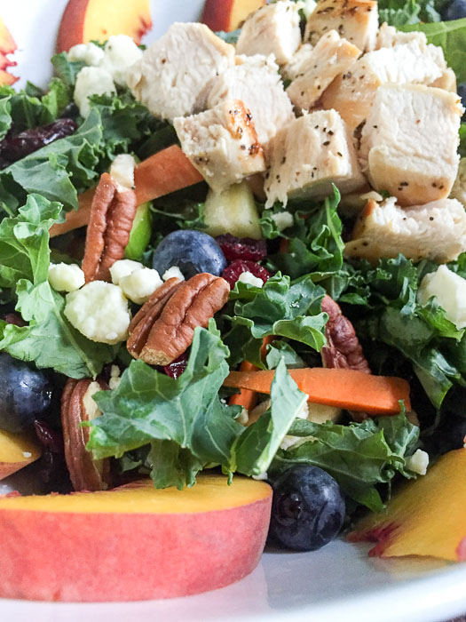 Make better homemade salads with this collection of simple tips, an easy & good-for-you apple cider vinaigrette dressing recipe by Dash of Jazz