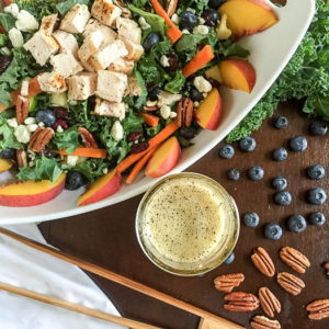 Secrets to Better Homemade Salads + Dressing Recipe