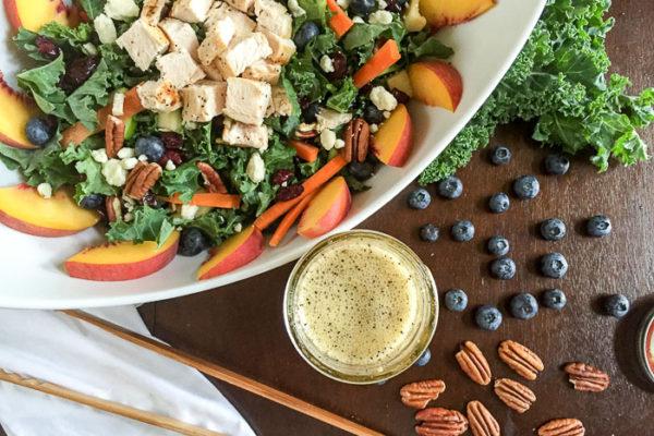 Secrets to Better Homemade Salads + Dressing Recipe