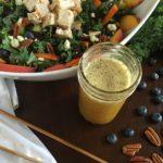 Perfect Homemade Salad + Dressing   dashofjazz.com