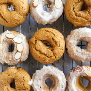 Fall Favorites + Pumpkin Donuts Recipe