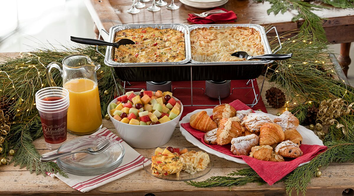 Catering and gifting solutions for those who need an extra hand or a break from cooking during the Fall and Winter holidays: Holiday Help with La Madeleine! by Dash of Jazz
