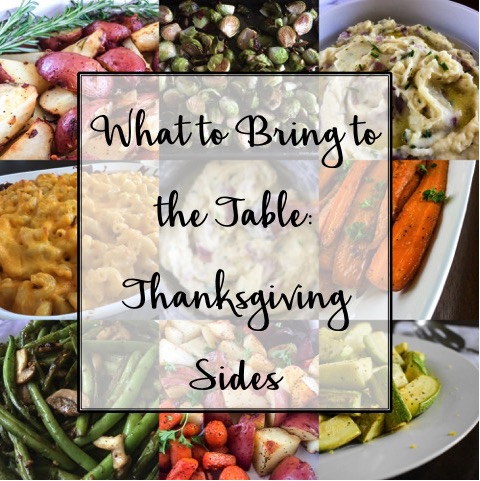 What to Bring to the Table: Thanksgiving Sides Roundup