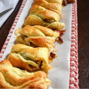 Texan Twist Pastry Braid