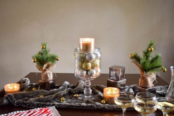 Budget Holiday Table Styling 3 Ways