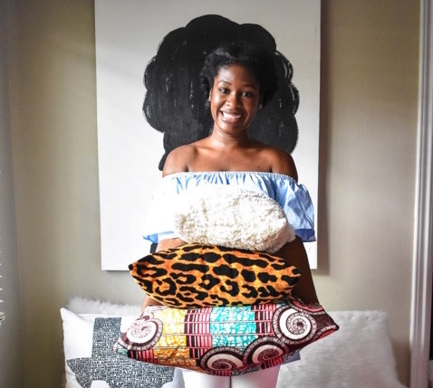 Pillow Talk: Money-Saving Throw Pillow Tips + DIY