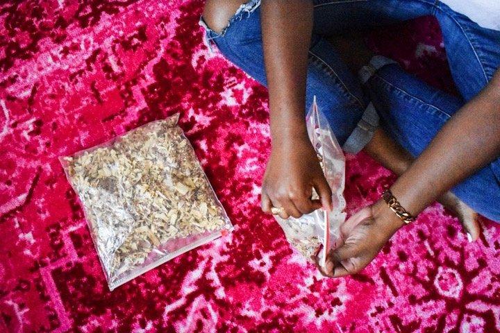 6 Easy Closet Organization Hacks + DIY Cedar Bags | Dash of Jazz