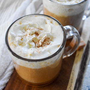 Bourbon Caramel Apple Cider
