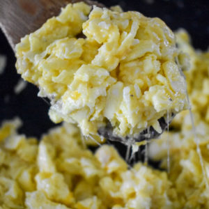How to Make Perfect Cheese Eggs Every Time