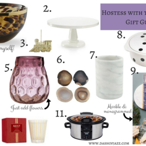 Gift Guide for the Hostess Who Has Everything