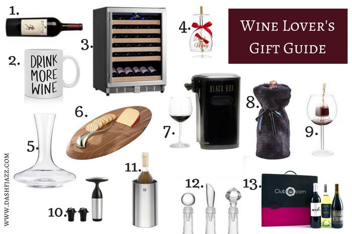 Wine Lover's Gift Guide