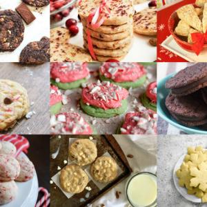 Black Food Bloggers Christmas Cookie Swap