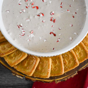 Peppermint Cocoa Dip