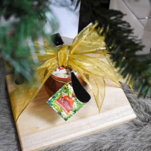 Sweet & Sophisticated Holiday Gift Idea