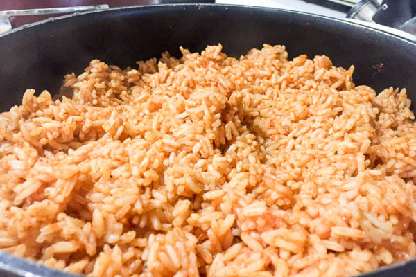 Nigerian Jollof Rice + Black History Month Virtual Potluck