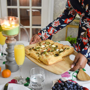 How to Host a Beautiful Spring Brunch