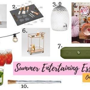 Summer Entertaining Essentials on Sale