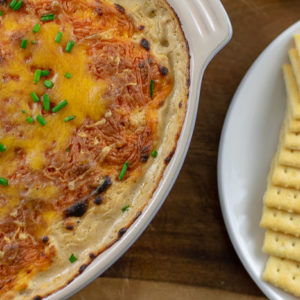 Southern Hot Turkey Sausage Dip (Keto Appetizer)