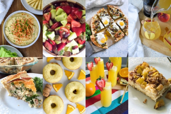 21 Easy Easter Brunch Ideas