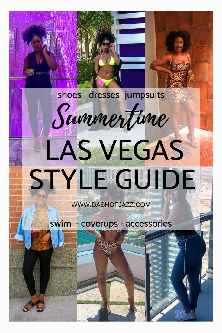 Curated Vegas-style poolside, nightlife, and daytime looks to inspire your next vacation wardrobe slay by Dash of Jazz! #dashofjazzblog #vegasoutfitideas #vegasoutfitideassummer #vegaspoolpartyoutfit