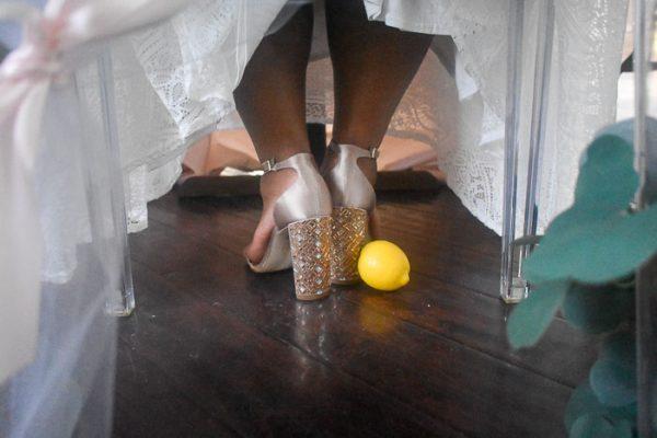 Beyoncé Inspired Lemonade Bridal Shower