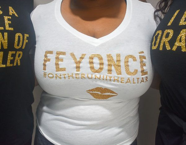 Beyoncé Themed Bachelorette Party