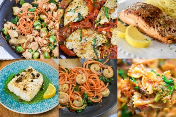 7 Quick and Healthy Weeknight Dinners You'll Love