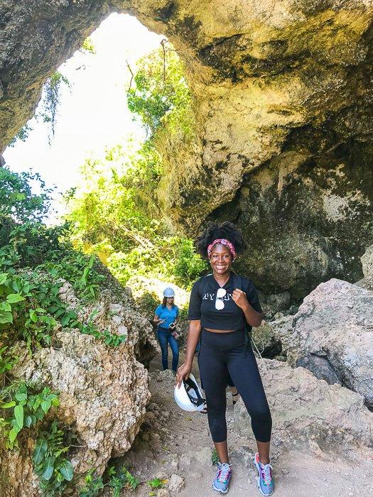 Dash of Jazz in Maria de la Cruz cave in Santurce, Puerto Rico