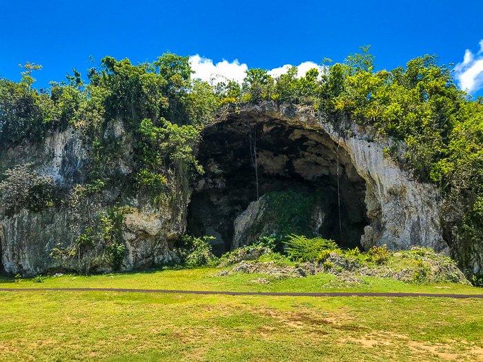 Cueva Parque Histórico María de la Cruzead