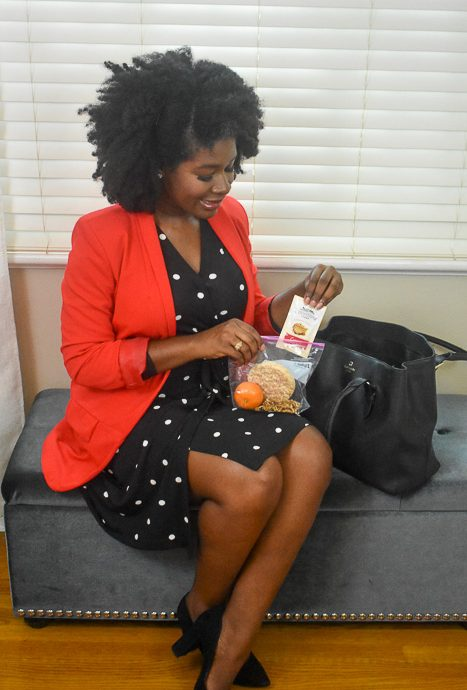 Snack Packs for Busy Women