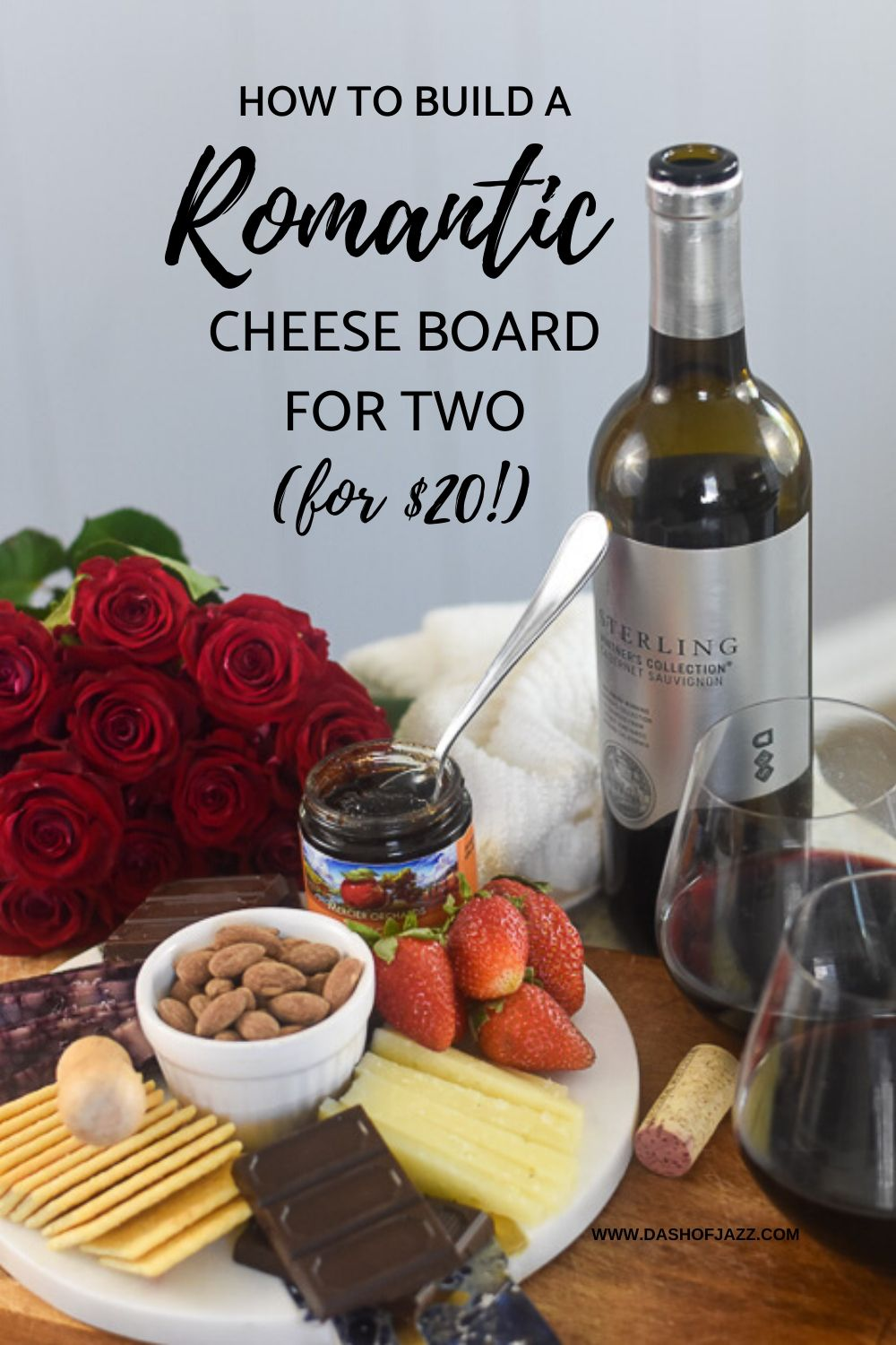 Build A Fancy Date Night Cheese Plate For 20 Dash Of Jazz